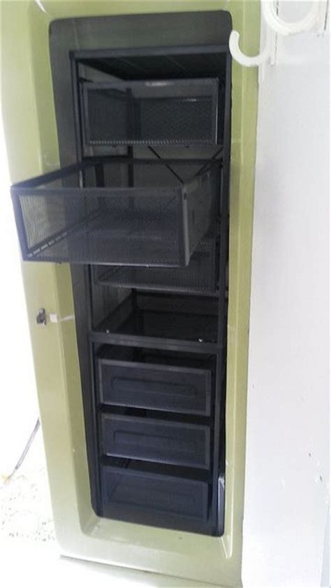 Lennart Ikea ikea lennart storage units fastened together to fill a