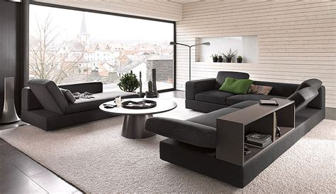 modern living room sectionals living room inspiration 30 modern sofas by cor homedsgn