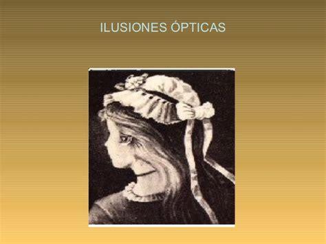 ilusiones opticas powerpoint la percepcion leyes de la gestalt