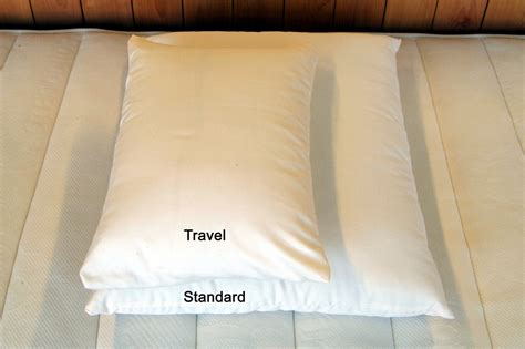 Child Pillow Size by Organic Pillows Organic Wool Pillow Toddler Travel Size