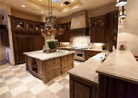The Kitchen Of Atlanta Kitchens Are Second Nature To Rawlings Construction The