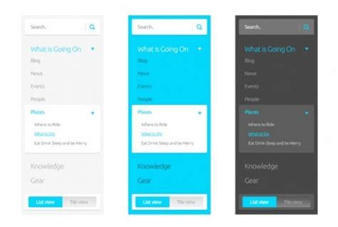 design menu asp net submen 250 con el despliegue y la b 250 squeda de entrada