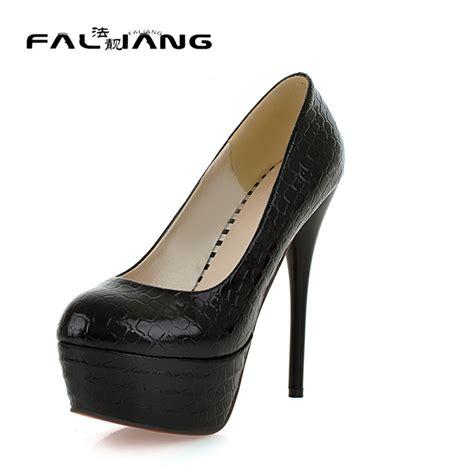 popular high heels platform shoes size 12 buy cheap high