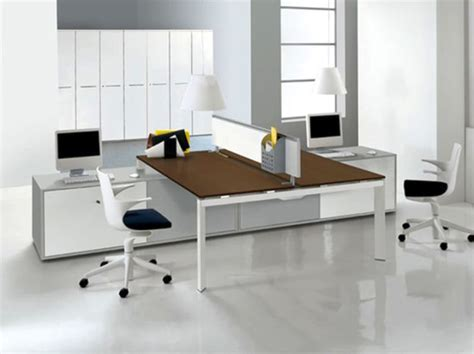 office furniture interior design 17 sleek office desk designs for modern interior