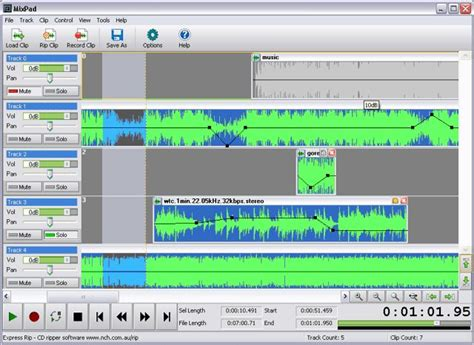 free video editing mixing software full version multitrack recording software audacity free download page 1