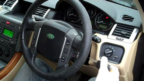 land rover steering wheel cover how to change steering wheel range rover sport guidance o
