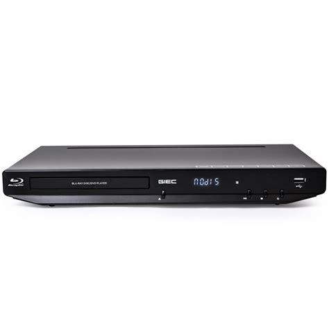 general dvd player format 3d usb external blu ray player dvd disk hd player black