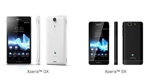 Hp Sony Xperia Gx So 04d sony mobile xperia gx so 04dとxperia sx so 05dのタッチ トライイベントを本日より開始 ガジェット通信 getnews
