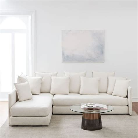 2 L Shaped Sectional by Serene 2 L Shaped Sectional West Elm