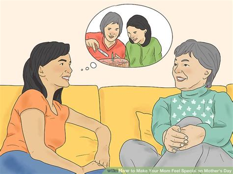 treat your mom to something special this mother s day 3 ways to make your mom feel special on mother s day wikihow