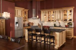 hickory kitchen cabinets wholesale 20 rustic hickory kitchen cabinets design ideas eva