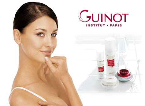 Make Up Guinot room a salon in romsey guinot products