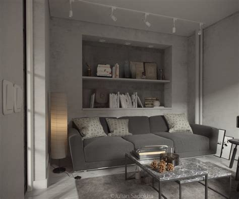 grey interior design a cool grey interior for a free spirit