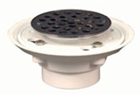 Low Profile Shower Drain For Solid Floors by Low Profile Floor Shower Drains Ips Corporation