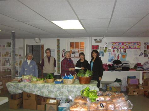Vernon Food Pantry by January 2016 Maine State Grange