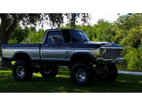 1979 Ford Trucks For Sale by 1979 Ford F150 For Sale Classiccars Cc 1039742