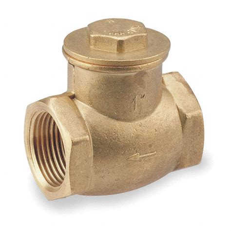 6 swing check valve nibco 1 2 quot swing check valve brass fnpt connection type
