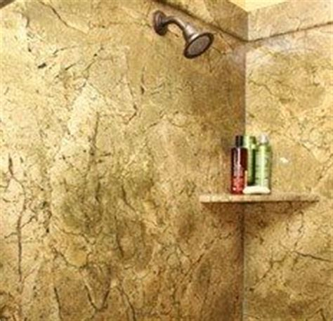 Simulated Marble Shower Walls by Faux Granite Shower Wall Panels Shower Wall Surrounds Of The Look Of Granite