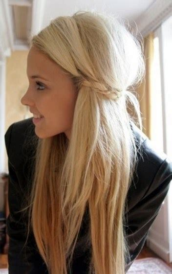 hairstyles to keep hair straight 35 fetching hairstyles for straight hair