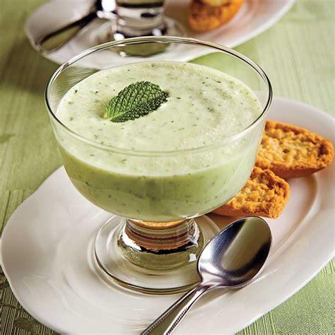 lait de coco cuisine cr 232 me au concombre et lait de coco recettes cuisine et