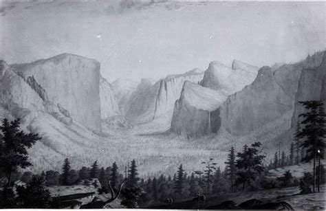 drawing of file ayres drawing of yosemite valley jpg wikimedia commons