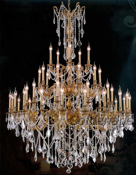 From A Chandelier Hellomagz Brass Chandeliers By Lighting