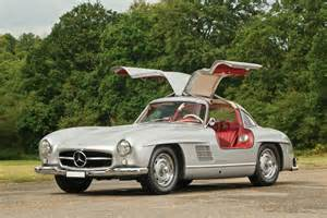 Gull Wing Mercedes Mercedes 300 Sl Alloy Gullwing Coupe S N 198 043