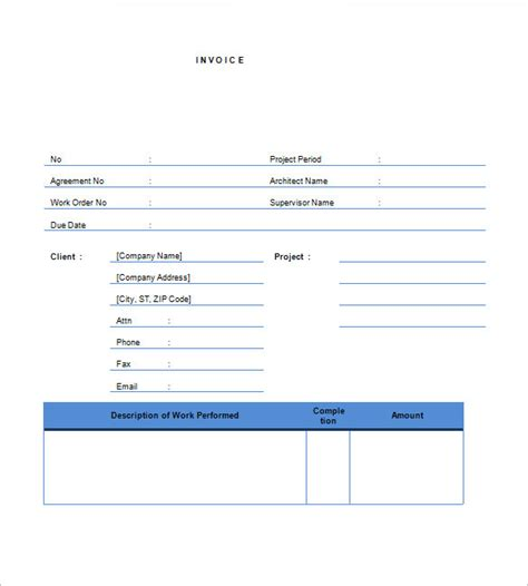 free contractor invoice template word contractor invoice template word hardhost info