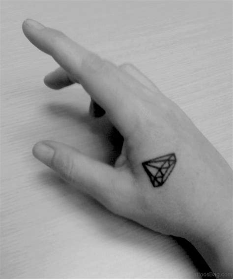 diamond tattoo on hand meaning 48 perfect diamond tattoos on hand