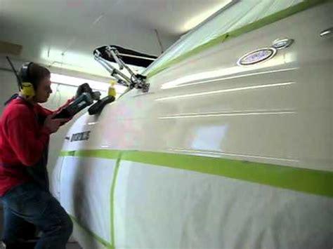 fiberglass and gelcoat boat repair by bricks boatworks - Boat Repair Costs