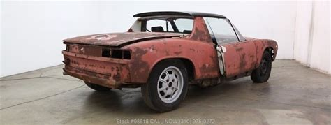 Porsche For Restoration For Sale by Needs Restoration 1974 Porsche 914 For Sale