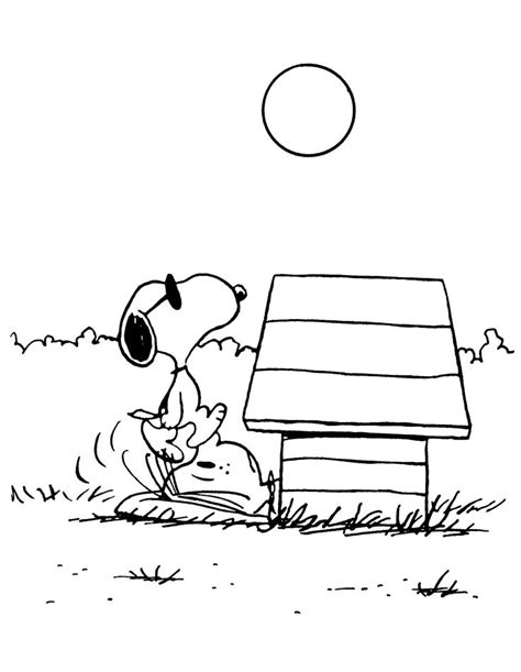 joe cool coloring pages snoopy and peppermint patty 25 charles m schulz