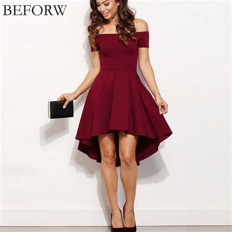 6 Of The Best Black White Inspired Dresses by Aliexpress Buy Beforw Fashion The Shoulder