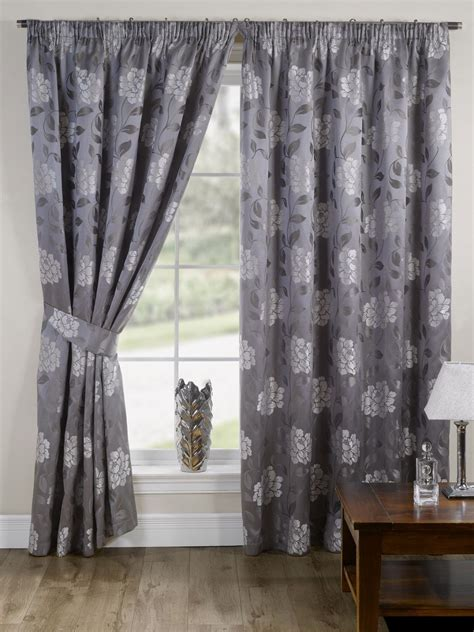 grey silver curtains silver grey curtains uk images
