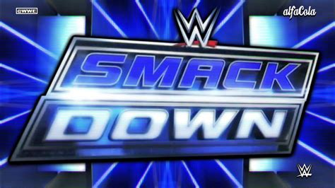 Theme Song Smackdown 2015 | wwe smackdown quot black blue quot official theme song 2015