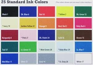 color labels custom printed labels