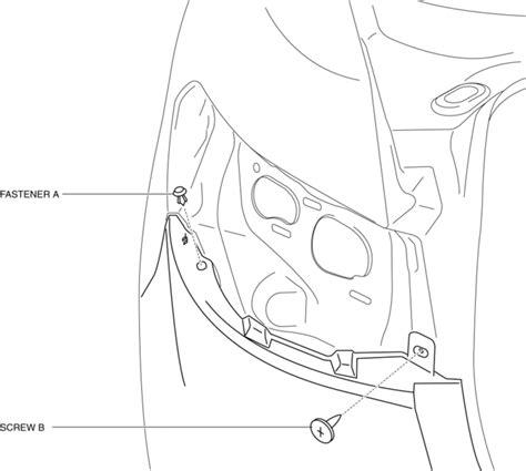 mazda bumper cover wiring diagrams wiring diagrams