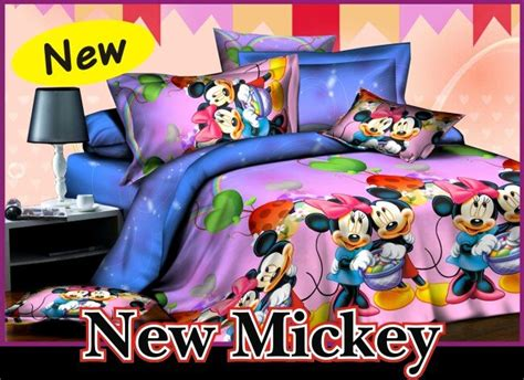 Sprei Fata Signature Motif Mickey by Jual Beli Bedcover Fata Signature Uk 120 X 200 Motif New