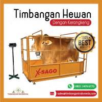 Timbangan Hewan Dengan Kerangkeng timbangan digital analog hewan hub 021 8690 6777