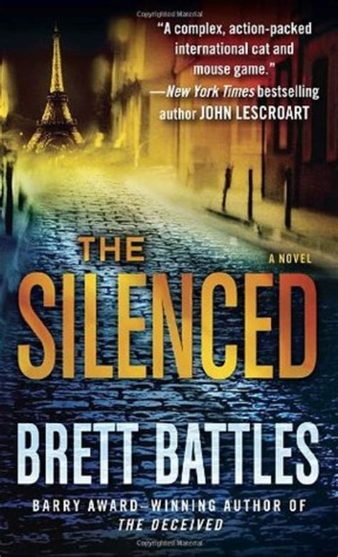 Book Review In The Fast By Quinn by The Silenced Jonathan Quinn 4 By Brett Battles