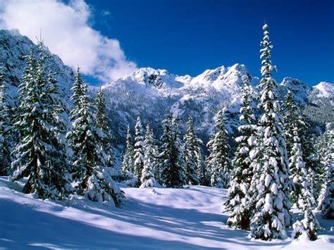 Imagenes De Otoño Invierno Paisajes   postales con paisajes de invierno para usar de protector