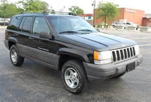 1996 jeep grand laredo 4x4 116k