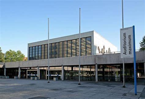 Bs Architekten by Audimax Der Tu Braunschweig Braunschweig