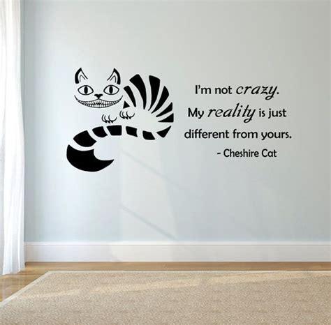 tattoo cat quotes cheshire cat wall quotes quotesgram