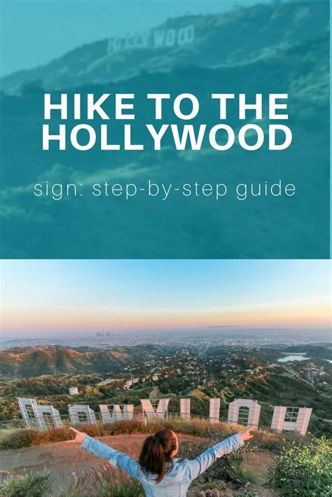 hollywood sign visit best 25 los angeles vacation ideas on pinterest west