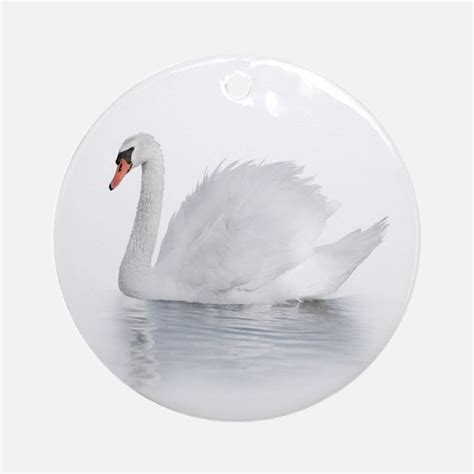 swan ornaments white swan ornaments 1000s of white swan ornament designs