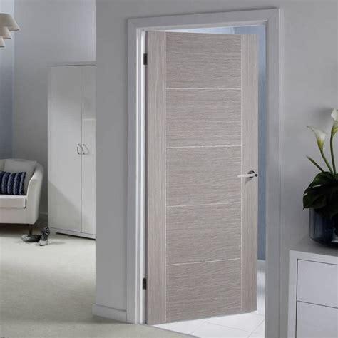 bespoke light grey vancouver door prefinished