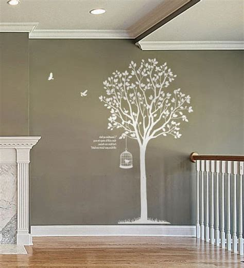 10 Ft Floor Decals - tree wall decals part 1 kerala home design and floor plans