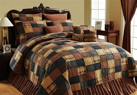 the country store comforters country and primitive bedding quilts patriotic patch