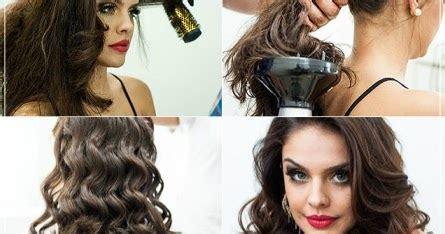 cara catok rambut yang benar panduan cara mencatok rambut curly yang benar agar tahan